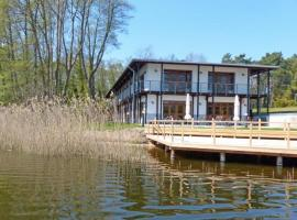 Hotel Photo: Bootshaus am Wockersee