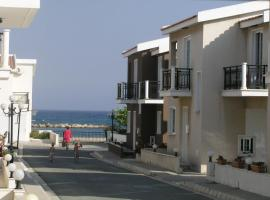 Philippou Beach Villas & Apartments Larnaka Kypros