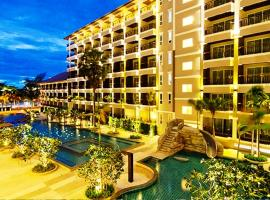 Welcome World Beach Resort & Spa Pattaya South Tailandia