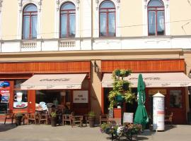 Hotel near Miskolc: Promenade Pension