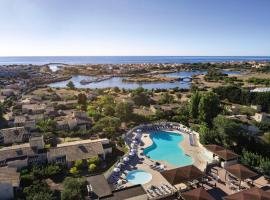 Hotel Photo: Belambra Club en location Cap d'Agde Les Lauriers Roses