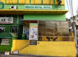 A picture of the hotel: Meaco Royal Hotel - Taytay