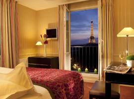 Hotel Photo: Hotel Duquesne Eiffel