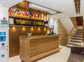 A picture of the hotel: Viana Hotel