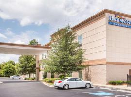 Hotel photo: Baymont by Wyndham Savannah South