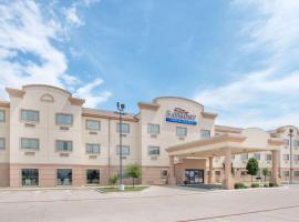 Hotel Photo: Baymont Inn and Suites Snyder