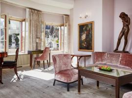 Hotel Photo: Aria Hotel Prague by Library Hotel Collection