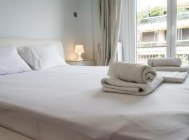 A picture of the hotel: 3Bedroom Apartment next to Panormou Metro Station