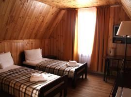 "Hotel Photo: Eco-hotel ""Les na Samare"""