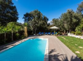 Hotel photo: Bohemian Hideaway Finca - Exotic Retreat