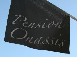 Pension Onassis Alkmaar Netherlands