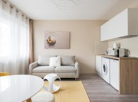 Hotel photo: Appartement Lyon Gerland - Enjoy in Lyon