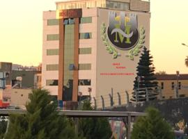 A picture of the hotel: Madi Hotel