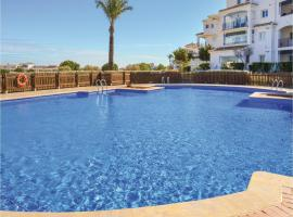 Hotel photo: Two-Bedroom Apartment in Murcia