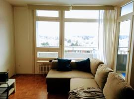 Cozy apartment less than 10min away from center