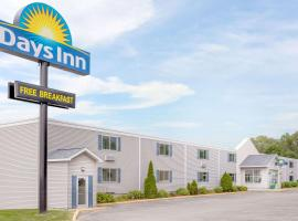 Hotel Photo: Days Inn by Wyndham Cedar Falls- University Plaza