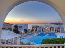 Minois Village Hotel & Spa Parasporos Greece