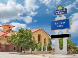 Hotel Photo: Days Inn & Suites Red Rock-Gallup