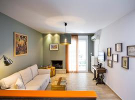 호텔 사진: Kerameikos Boutique Athens Luxurious Apartments
