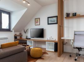 Hotel Photo: Charming Apartment Sany Zagreb