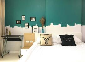 A picture of the hotel: Modern brand new studio at Phuket Town