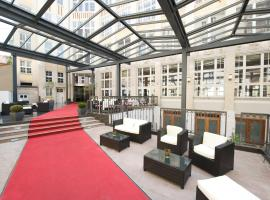 Hotel photo: Wyndham Garden Berlin Mitte