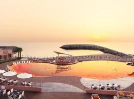 Hotel Foto: Fairmont Fujairah Beach Resort