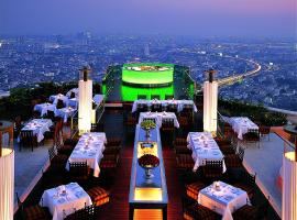 Hotel Photo: lebua at State Tower