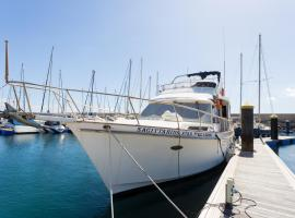 Hotel Photo: BEAUTIFUL VACATION BOAT IN PUERTITO -WIFI