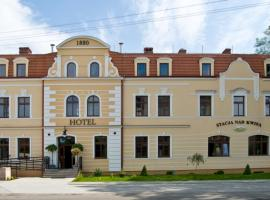 Hotel Photo: Hotel Stacja Nad Kwisą