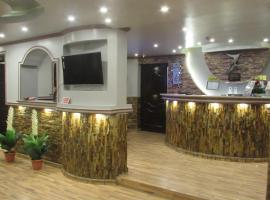 A picture of the hotel: Zahrat Al Naseem Furnished Apartments