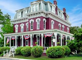 Hotel Photo: Lovelace Manor Bed and Breakfast