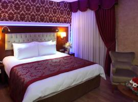 A picture of the hotel: Hotel Senbayrak City