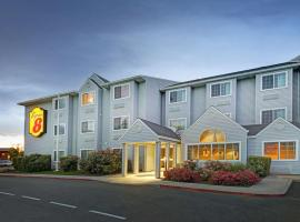 Hotel photo: Super 8 by Wyndham Sacramento Airport
