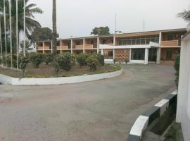 Hotel near Freetown