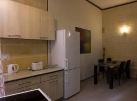 Hotel photo: 1 Bedroom Apartment in the 3 Cities - Cospicua