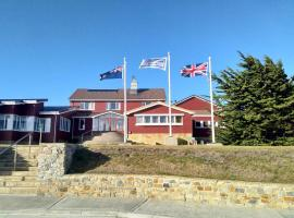 Hotel near Falkland Islands