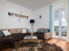 Hotel photo: MK-elegant apartment with a sea view balcony