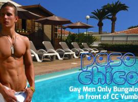 Hotel Photo: Gay Paso Chico - Gay Men Only