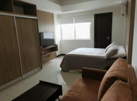 Hotel Photo: Luxury One Room Apartment in Equipetrol