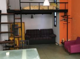 Хотел снимка: Loft with Messanine in El Sauzal