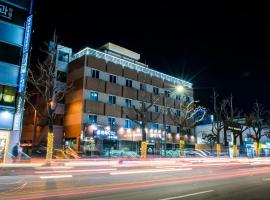 A picture of the hotel: Gangneung Donga Hotel