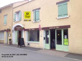 Hotel Photo: Les Aromes