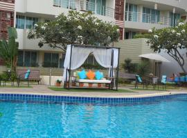 Hotel Photo: CONDO SANDS-to-SEA - SEARIDGE RESORT HUA HIN