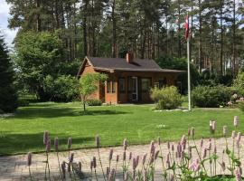 Hotel Photo: Cozy house in pine forest