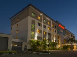 A picture of the hotel: StayEasy Lusaka