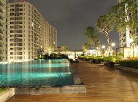 A picture of the hotel: The Wellington2 Condo of BKK+MRT+WIFI+GYM