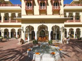 Hotel Photo: Alsisar Haveli - Heritage Hotel