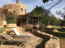 Hotel Photo: Can Piedra Feliz B&B Formentera