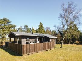 Hotel Photo: Holiday home Revlingestien Fjerritslev III